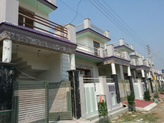 Row houses for sale in jankipuram vistar lucknow real for Row houses for sale