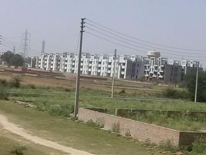 Plots only in rs 9500 per sq yd in rohtas crescent farms for Loan for land only