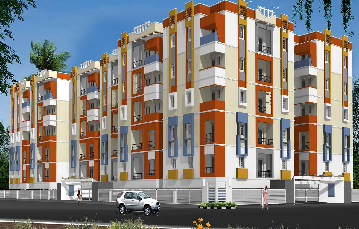 for sale 2bhk 3bhk flats on kanpur highway lucknow real